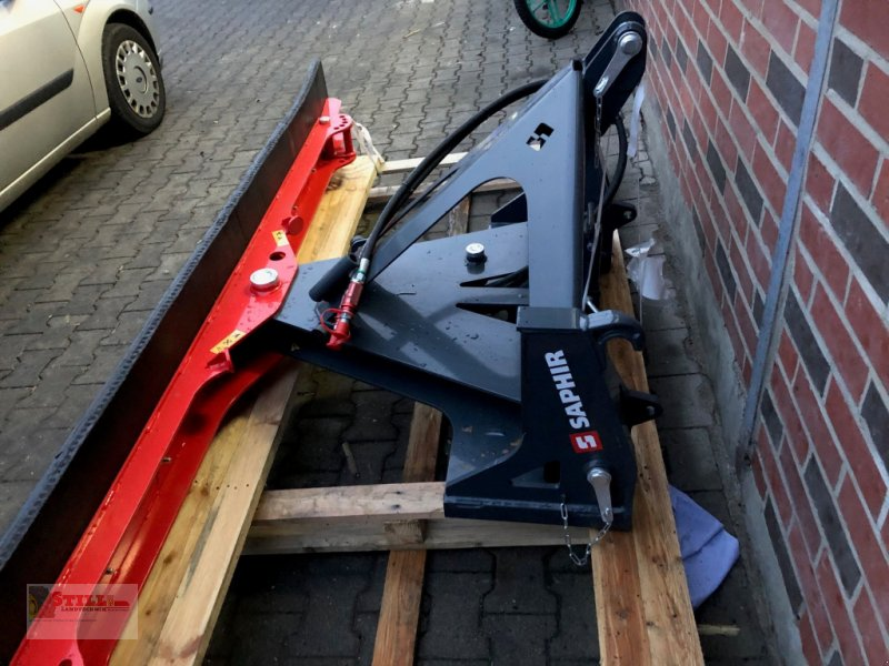 Sonstige Hoftechnik des Typs Saphir MULTI 275, Neumaschine in Niederviehbach (Bild 1)