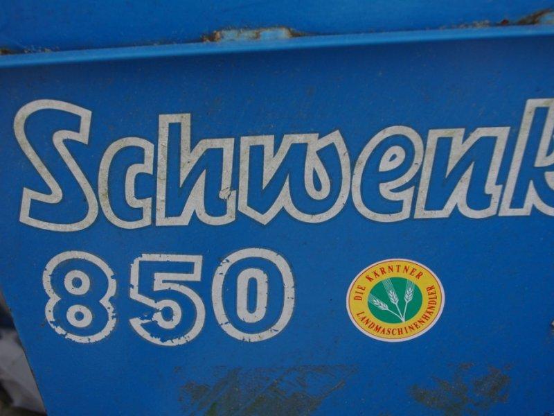 Sonstige Hoftechnik des Typs Sonstige Eberl Schwenko 850, Gebrauchtmaschine in Villach (Bild 5)