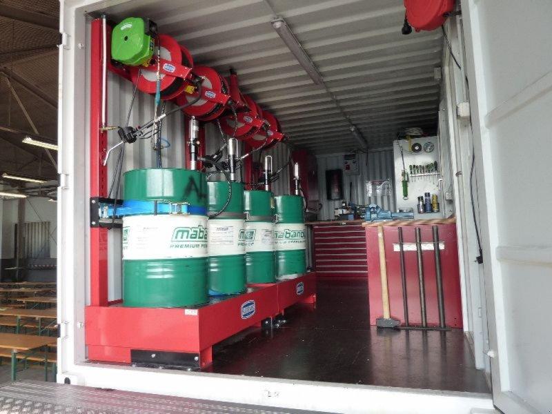 Sonstige Hoftechnik a típus Sonstige mobilen Werkstätten Container mit Einrichtung, Neumaschine ekkor: Mariasdorf (Kép 1)