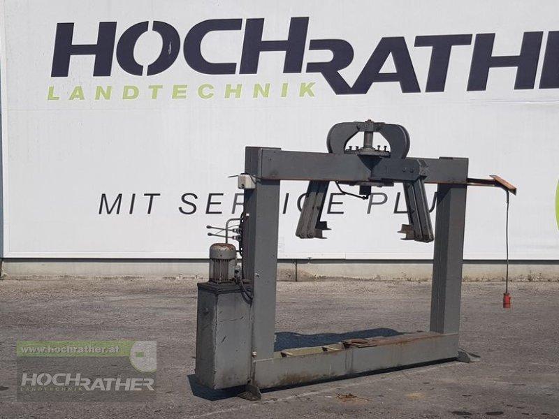 Sonstige Hoftechnik типа Sonstige Reifendemontiermaschine hydr., Gebrauchtmaschine в Kronstorf (Фотография 1)