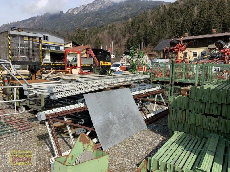 Sonstige Hoftechnik типа Sonstige Schwerlastregale+Gitterroste, Gebrauchtmaschine в Kötschach (Фотография 4)