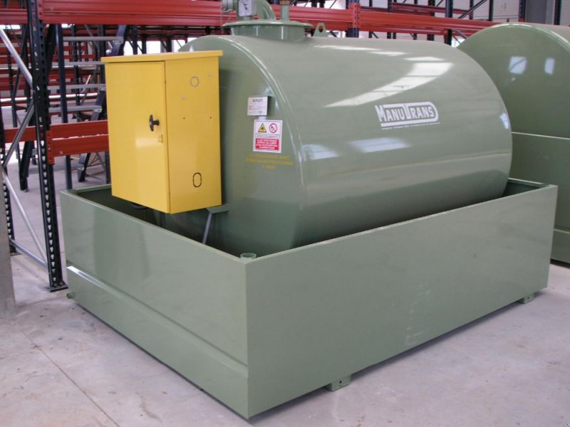 Sonstige Hoftechnik типа TECHMAGRI PROMO Cuve carburant GNR,3000L, Gebrauchtmaschine в AMANCE (Фотография 1)