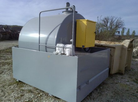 Sonstige Hoftechnik типа TECHMAGRI PROMO Cuve carburant GNR,5000L, Gebrauchtmaschine в AMANCE (Фотография 1)
