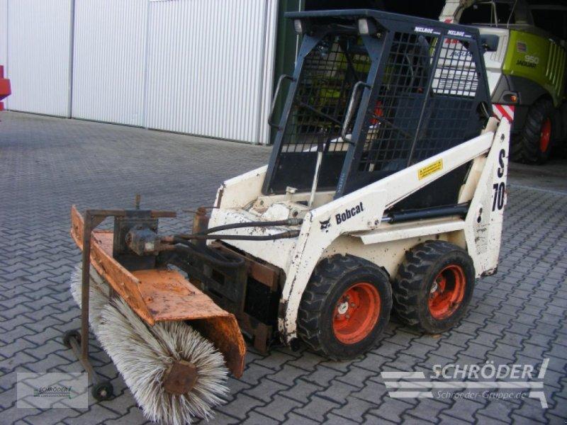 Sonstige Industriemaschinen типа Bobcat S 70, Gebrauchtmaschine в Westerstede (Фотография 1)