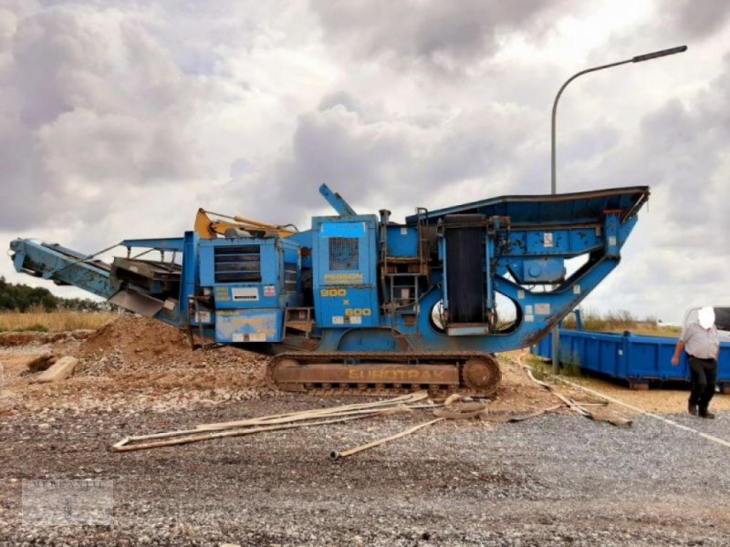 Sonstige Industriemaschinen типа Sonstige Terex Pegson Eurotrak Backenbrecher, Gebrauchtmaschine в Pragsdorf (Фотография 1)