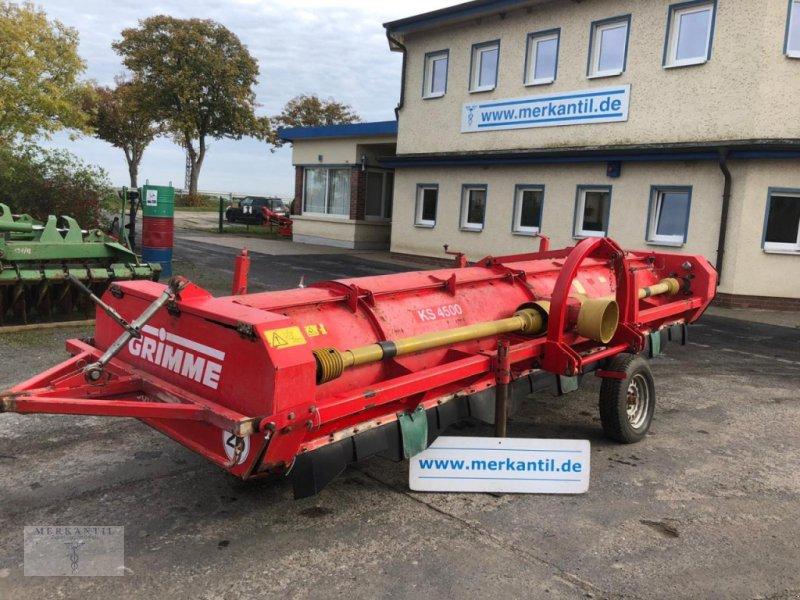 Sonstige Kartoffeltechnik des Typs Grimme KS 4500 Krautschläger 6reihig, Gebrauchtmaschine in Pragsdorf (Bild 1)