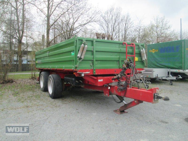 Sonstige Ladewägen типа Rahm EDTK 18000, Gebrauchtmaschine в Bad Neustadt a.d. Saale (Фотография 1)