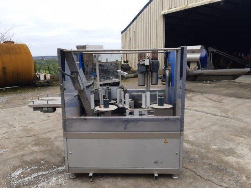 Sonstige Obsttechnik & Weinbautechnik a típus Albach mercure 2, Gebrauchtmaschine ekkor: le pallet (Kép 4)