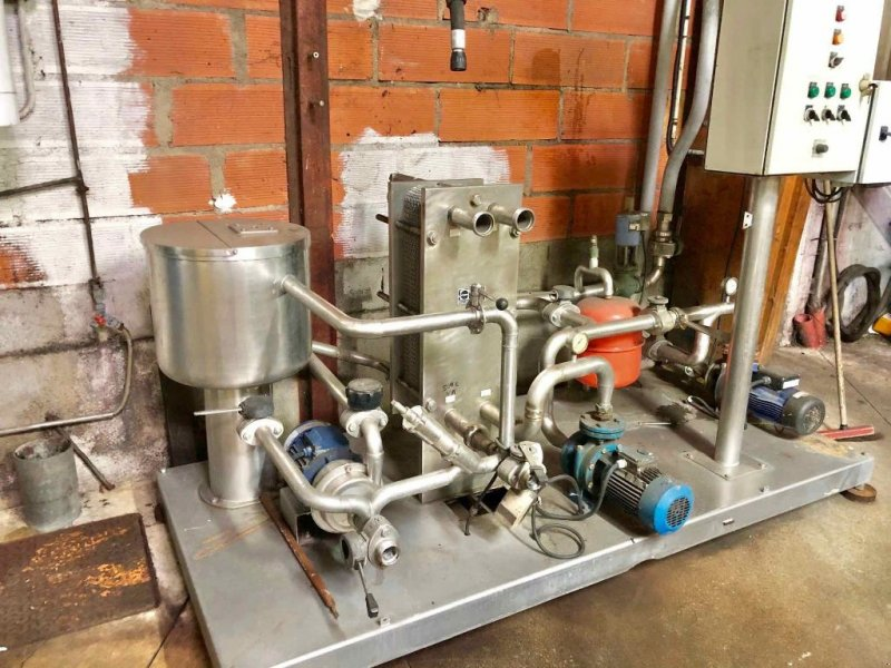Sonstige Obsttechnik & Weinbautechnik типа Sonstige - Palette de thermolisation, Gebrauchtmaschine в ORANGE (Фотография 1)