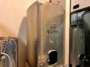 Sonstige Cuve inox de stockage fermée - 30 HL Autre technique fruitière & viticole