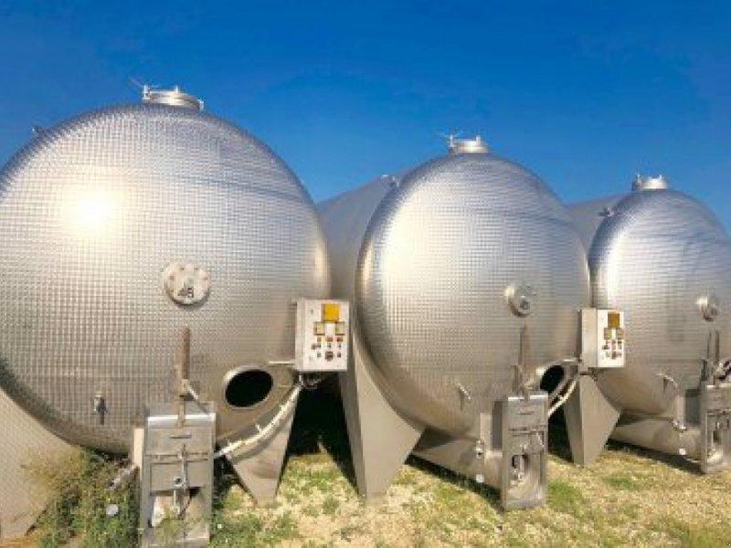 Sonstige Obsttechnik & Weinbautechnik des Typs Sonstige Cuve inox - Fermée - Sur pieds, Gebrauchtmaschine in  (Bild 1)