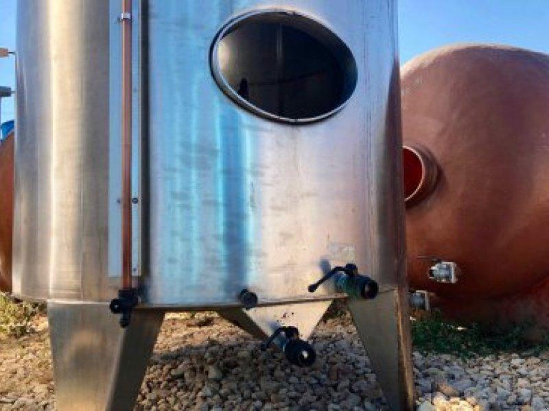 Sonstige Obsttechnik & Weinbautechnik типа Sonstige Cuve stockage inox - 50 HL, Gebrauchtmaschine в  (Фотография 3)