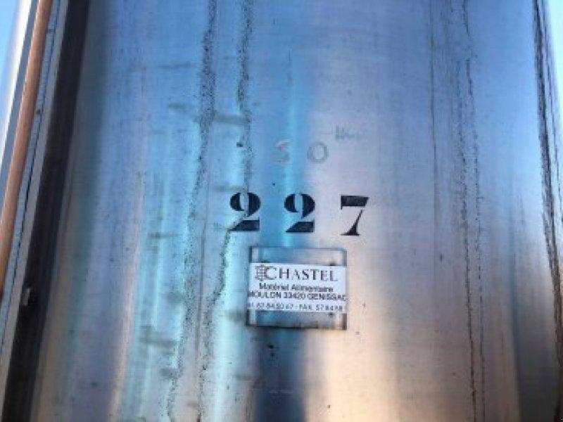 Sonstige Obsttechnik & Weinbautechnik a típus Sonstige Cuve stockage inox - 60 HL, Gebrauchtmaschine ekkor:  (Kép 3)