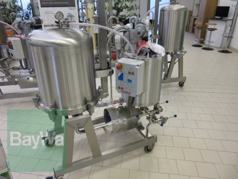 Sonstige Obsttechnik & Weinbautechnik des Typs Spardoni Kieselgurfilter DCBL 80, Neumaschine in Volkach (Bild 1)