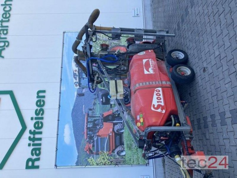Sonstige Obsttechnik & Weinbautechnik des Typs Wanner S1000, Gebrauchtmaschine in Gundersheim (Bild 1)