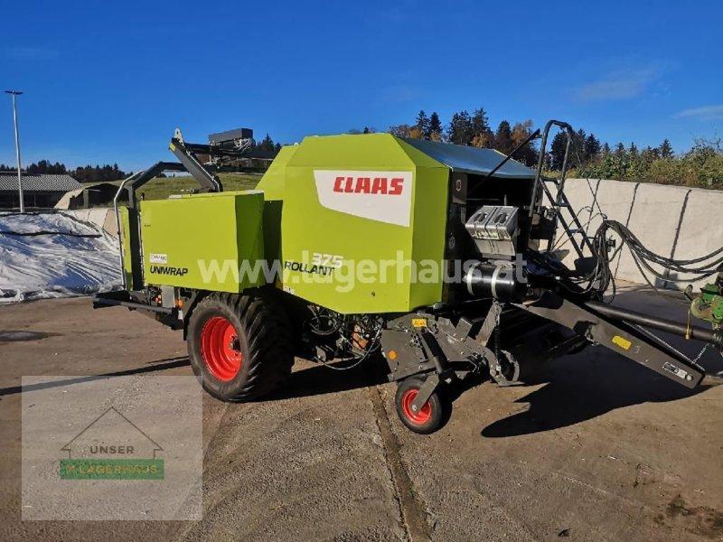 Sonstige Pressen типа CLAAS ROLLANT 375 UNIWRAP, Gebrauchtmaschine в Rohrbach (Фотография 1)