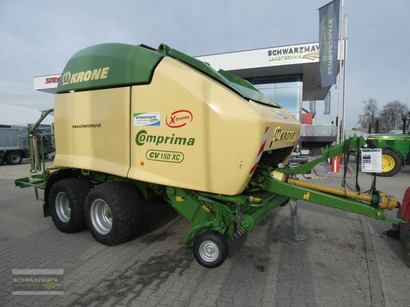 Sonstige Pressen типа Krone Comprima CV 150 XC X-trem, Gebrauchtmaschine в Aurolzmünster (Фотография 1)