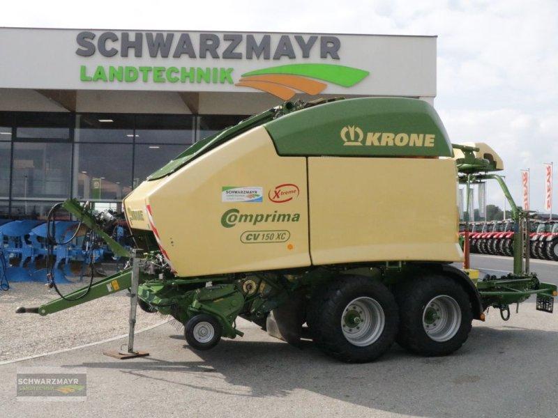 Sonstige Pressen типа Krone Comprima CV 150 XC X-trem, Gebrauchtmaschine в Gampern (Фотография 1)