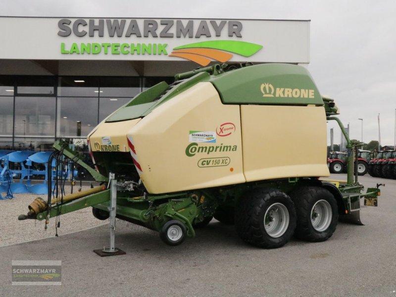 Sonstige Pressen типа Krone Comprima CV 150 XC X-treme, Gebrauchtmaschine в Gampern (Фотография 1)