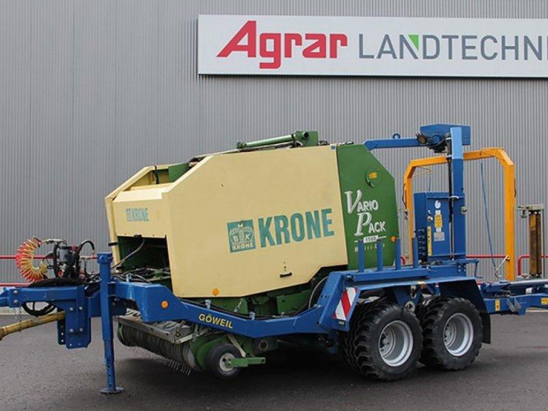 Sonstige Pressen типа Krone Vario Pack 1500 MultiCut, Gebrauchtmaschine в Balterswil (Фотография 1)
