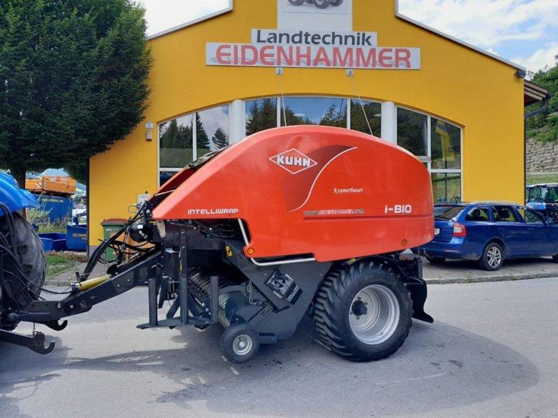 Sonstige Pressen des Typs Kuhn i-Bio Opticut, Gebrauchtmaschine in Burgkirchen (Bild 1)