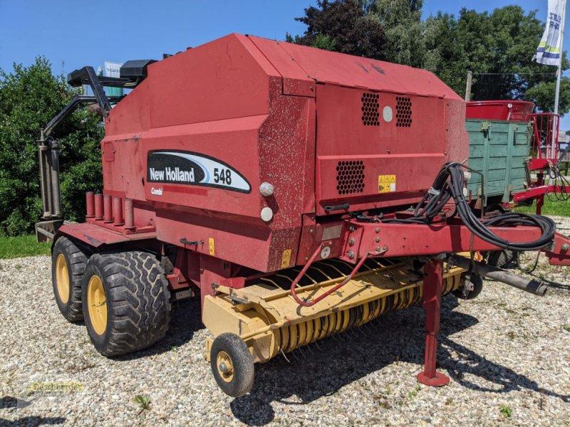 Sonstige Pressen типа New Holland Combi 548, Gebrauchtmaschine в Senftenbach (Фотография 1)