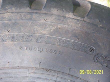 Sonstige Räder & Reifen & Felgen des Typs Altura Flotation T 422 600/55-22.5 ET 0, Gebrauchtmaschine in Murnau (Bild 7)