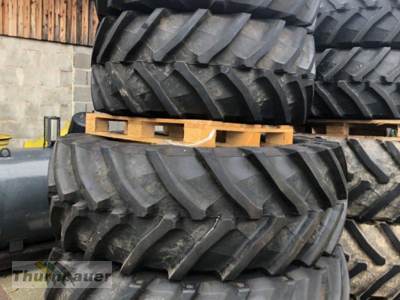 Sonstige Räder & Reifen & Felgen типа John Deere 2 Stück 600/65R28 & 2 Stück 650/65R42 Komplettradsatz, Gebrauchtmaschine в Bodenmais (Фотография 1)