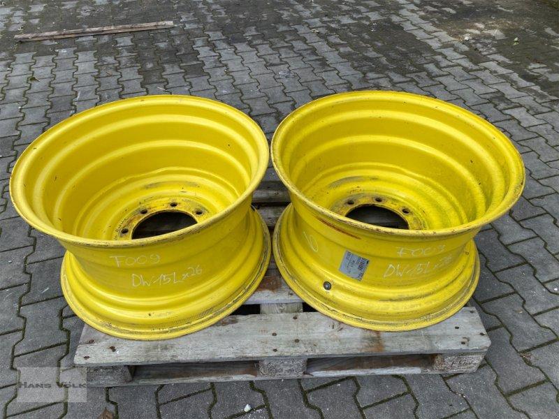 Sonstige Räder & Reifen & Felgen des Typs John Deere DW 15 L x 26, Gebrauchtmaschine in Eching (Bild 1)