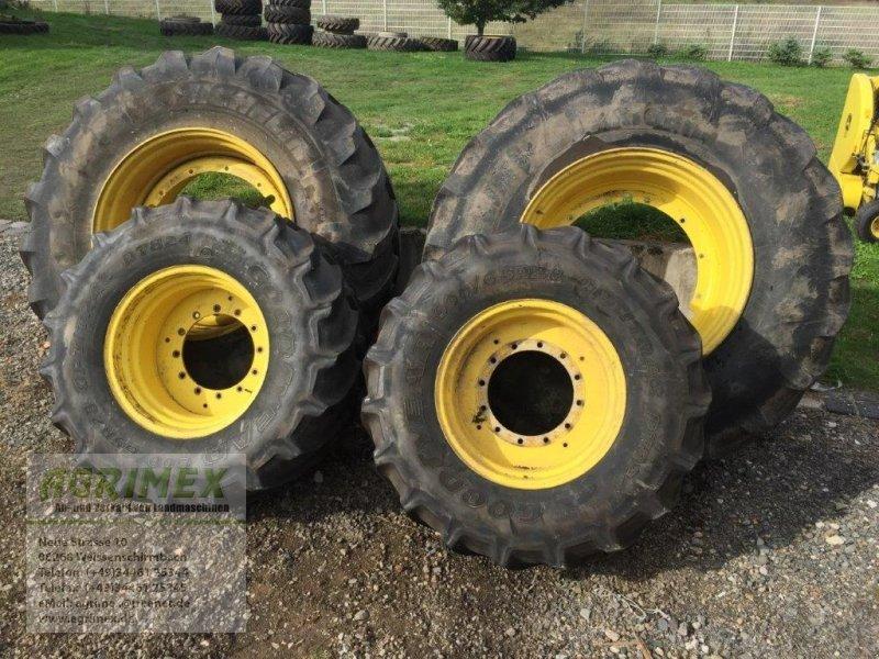 Sonstige Räder & Reifen & Felgen des Typs Michelin 710/70 R 42, 600/65 R 28, Gebrauchtmaschine in Weißenschirmbach (Bild 1)