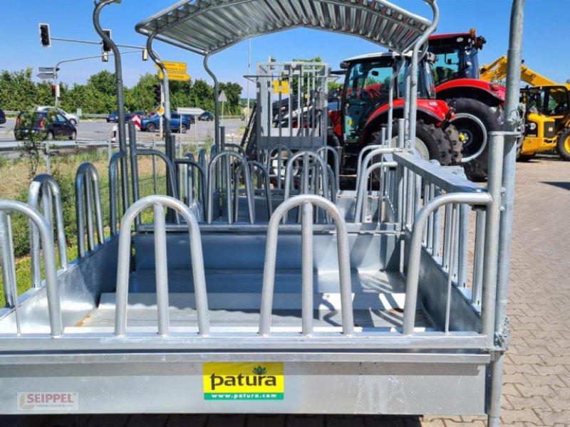 Sonstige Stalltechnik типа Patura Compact-Viereckraufe, Neumaschine в Groß-Umstadt (Фотография 3)