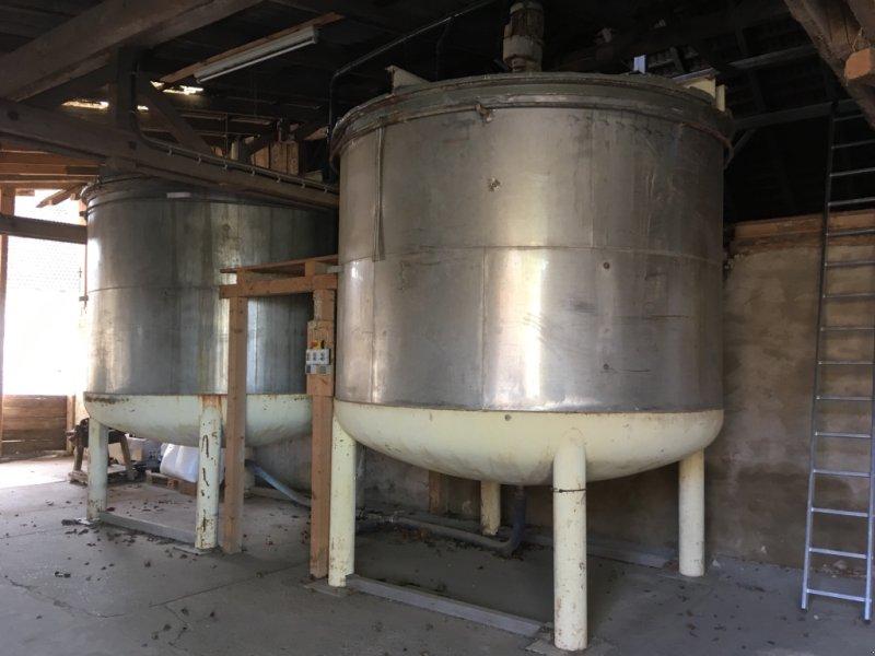 Sonstige Stalltechnik des Typs Sonstige Edelstahltank, Gebrauchtmaschine in Greding (Bild 1)