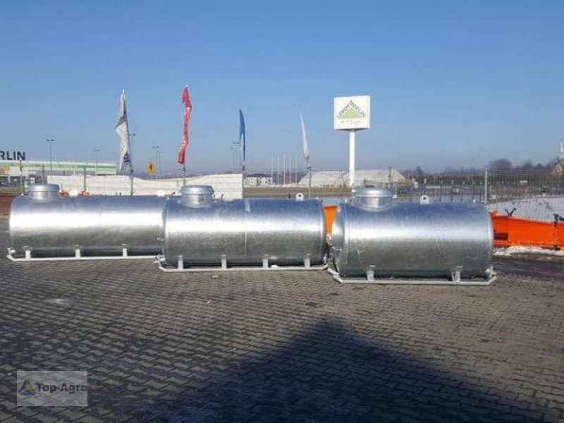 Sonstige Stalltechnik typu Top Agro Wasserfass 2000L, Neumaschine w Zgorzelec (Zdjęcie 13)