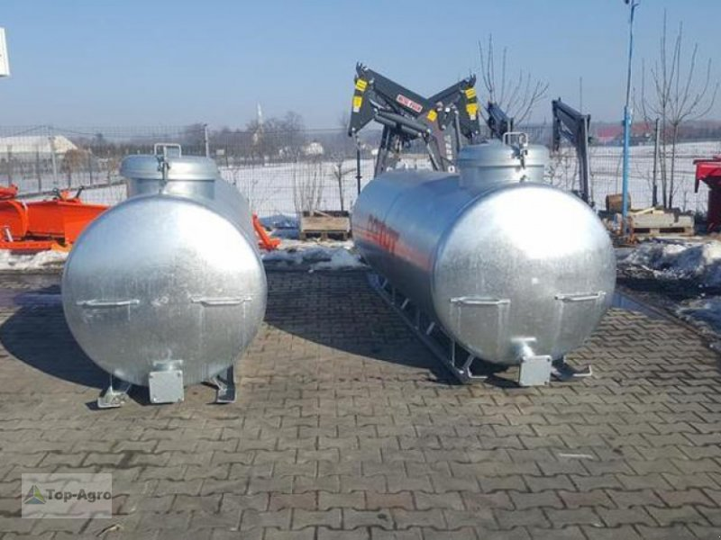 Sonstige Stalltechnik типа Top Agro Wasserfass 2500L, Neumaschine в Zgorzelec (Фотография 2)