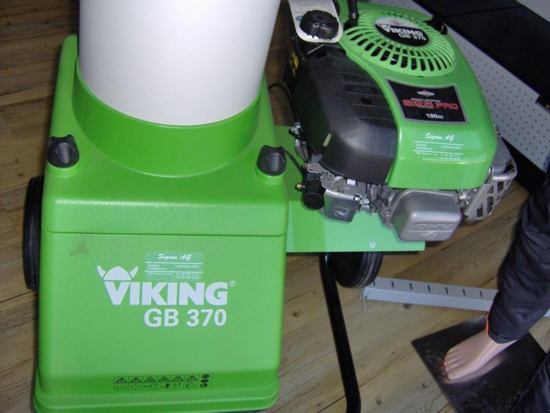 Sonstige Stalltechnik типа Viking GB 370, Gebrauchtmaschine в Vaz / Obervaz (Фотография 1)