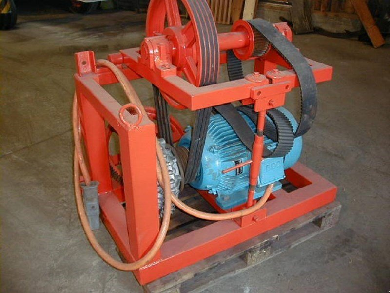 Sonstige Teile типа Sonstige Elektroantrieb, Gebrauchtmaschine в Chur (Фотография 1)