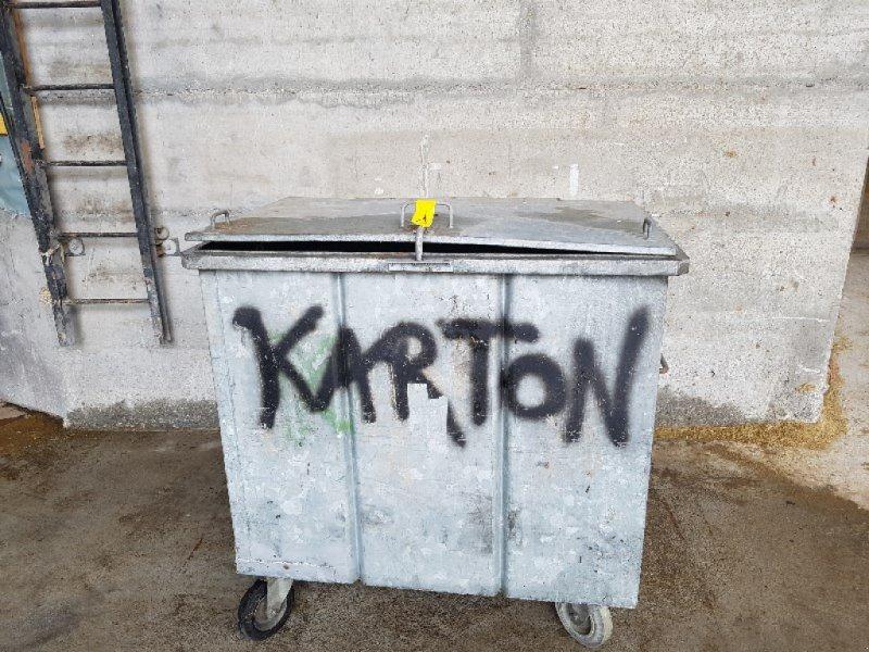 Sonstige Teile типа Sonstige Nr.1 Abfallcontainer, Gebrauchtmaschine в Chur (Фотография 1)