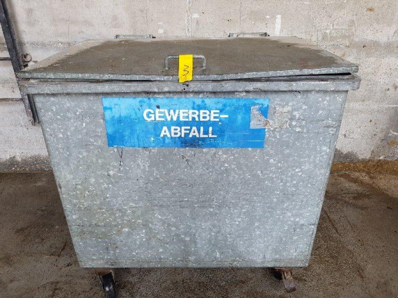 Sonstige Teile типа Sonstige Nr.3 Abfallcontainer, Gebrauchtmaschine в Chur (Фотография 1)