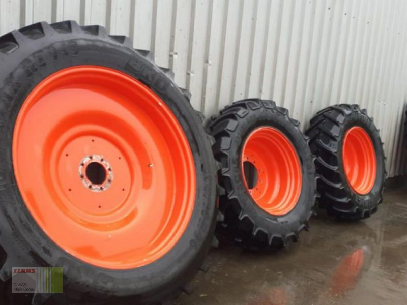 Sonstige Traktoren a típus Bohnenkamp RÄDER CONTI+BKT, Gebrauchtmaschine ekkor: Aurach (Kép 1)