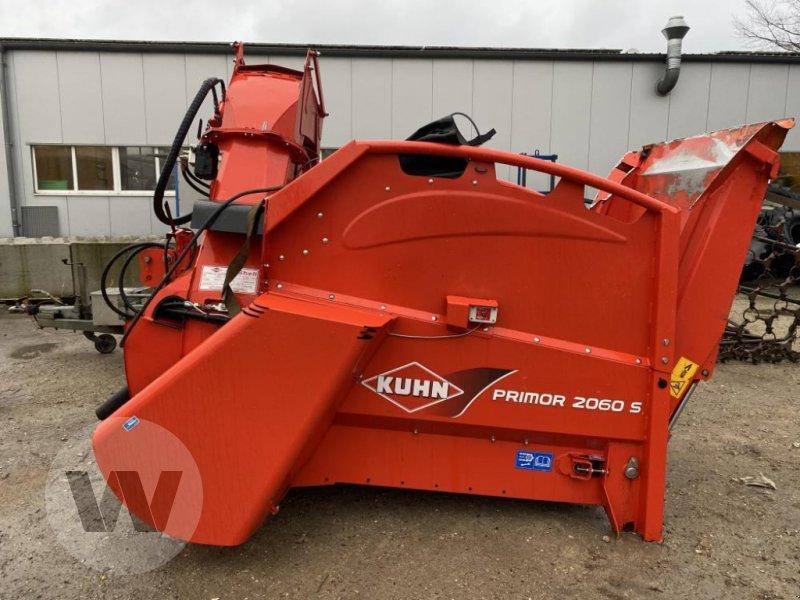 Sonstige Traktoren типа Kuhn PRIMOR 2060 S, Gebrauchtmaschine в Husum (Фотография 1)