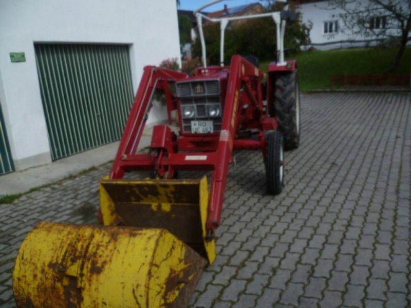 Sonstige Traktoren типа McCormick 383, Gebrauchtmaschine в Ebersberg (Фотография 1)
