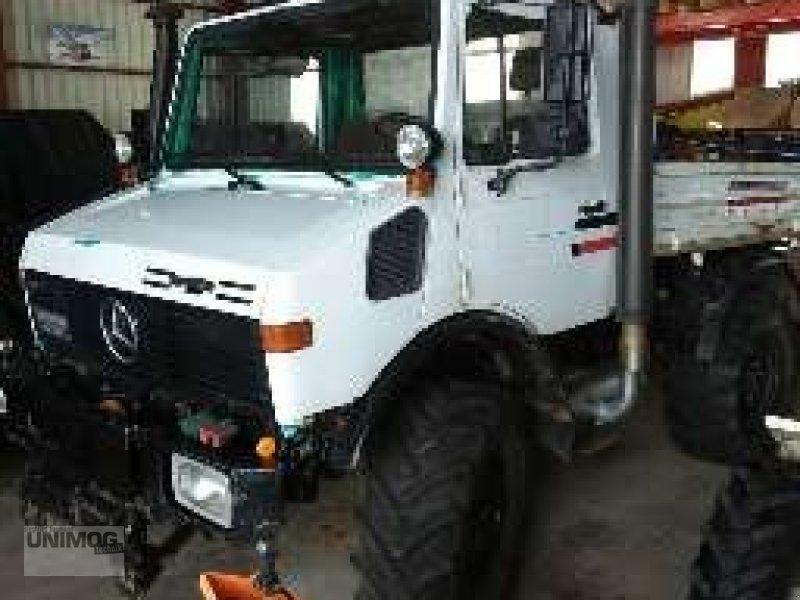 Sonstige Traktoren типа Mercedes-Benz Unimog U1200Agrar, Gebrauchtmaschine в Merklingen (Фотография 1)