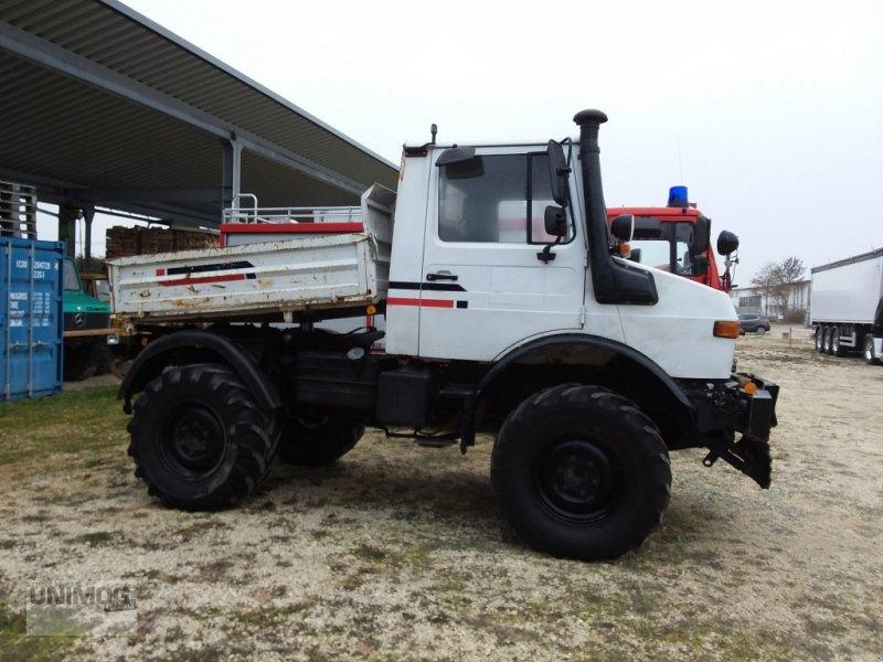 Sonstige Traktoren des Typs Mercedes-Benz Unimog U1200Agrar, Gebrauchtmaschine in Merklingen (Bild 2)