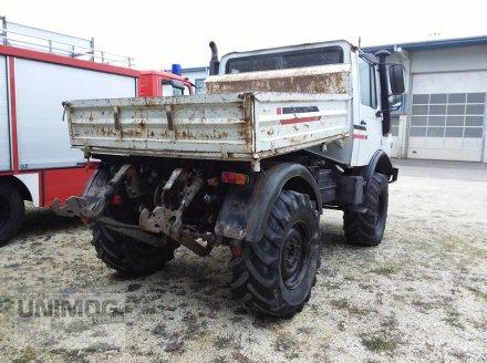 Sonstige Traktoren des Typs Mercedes-Benz Unimog U1200Agrar, Gebrauchtmaschine in Merklingen (Bild 3)