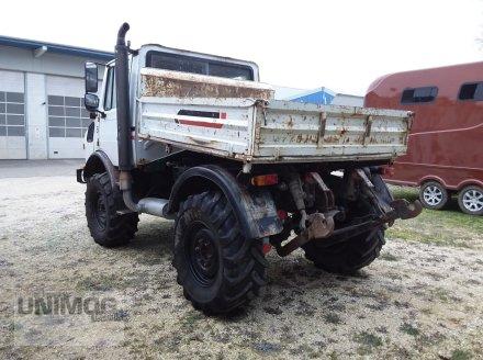 Sonstige Traktoren des Typs Mercedes-Benz Unimog U1200Agrar, Gebrauchtmaschine in Merklingen (Bild 4)
