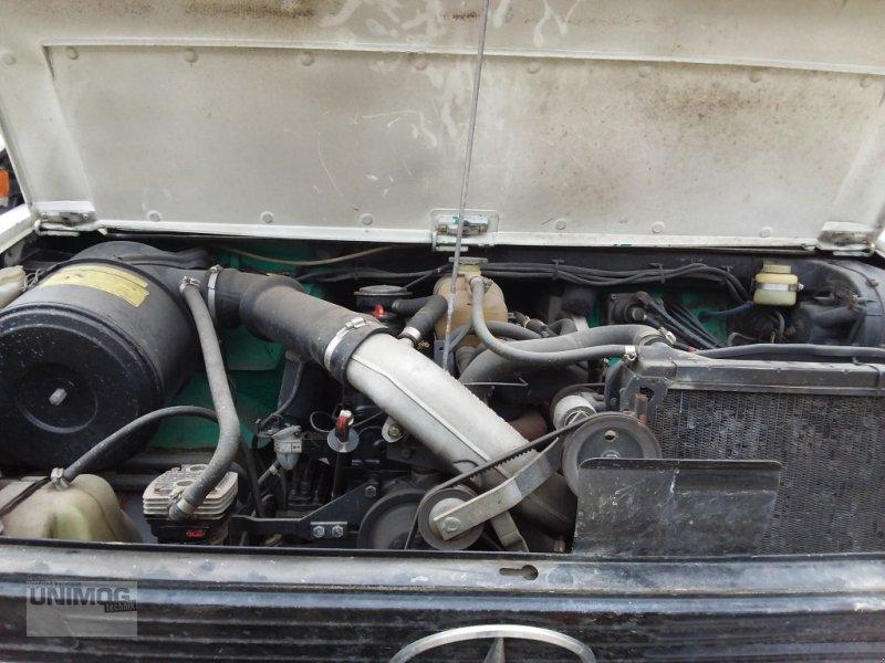 Sonstige Traktoren des Typs Mercedes-Benz Unimog U1200Agrar, Gebrauchtmaschine in Merklingen (Bild 8)