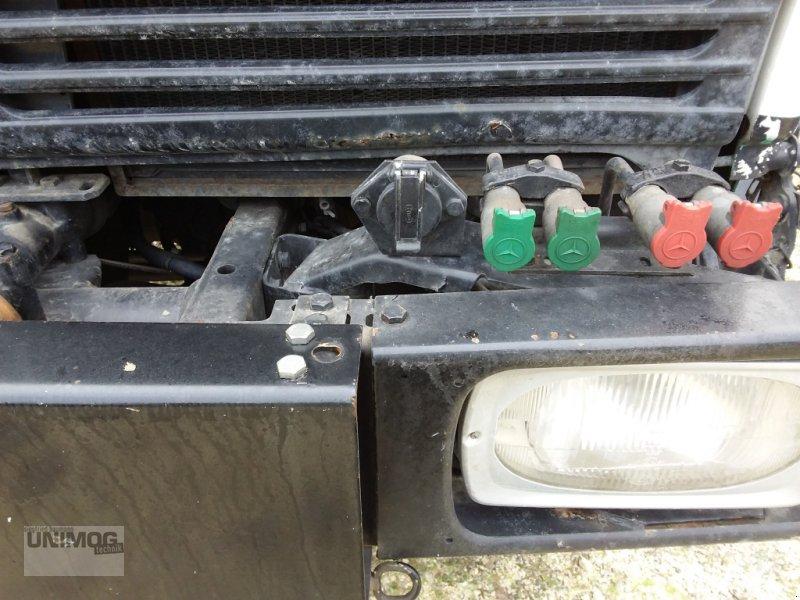 Sonstige Traktoren des Typs Mercedes-Benz Unimog U1200Agrar, Gebrauchtmaschine in Merklingen (Bild 13)