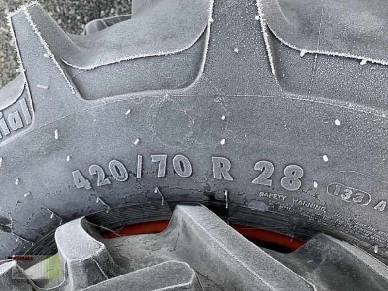Sonstige Traktoren типа Mitas 420/70 R28, Neumaschine в Wülfershausen a.d.Saale (Фотография 1)