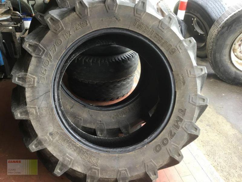 Sonstige Traktoren tip Trelleborg 360/70 R28 TM700, Gebrauchtmaschine in Aurach (Poză 1)