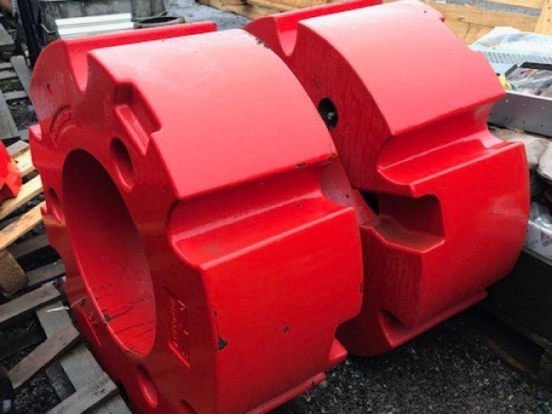 Sonstige Traktorteile a típus Fendt 1000 kg Wheel Weights & Carriers, Neumaschine ekkor: Grantham (Kép 1)